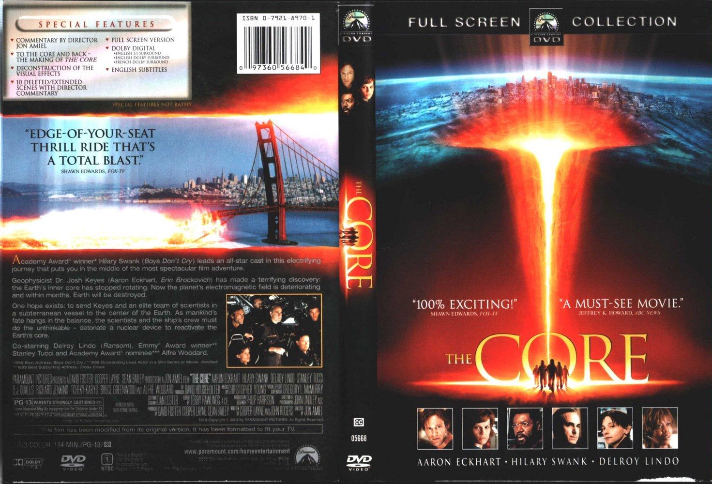 The Core Movie 2003
